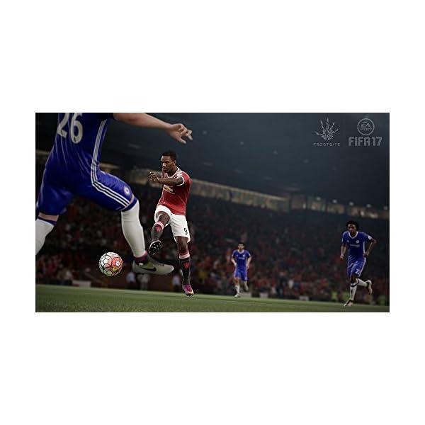 FIFA 17 -PS3の紹介画像2