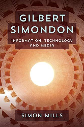 Download Gilbert Simondon 1783481498