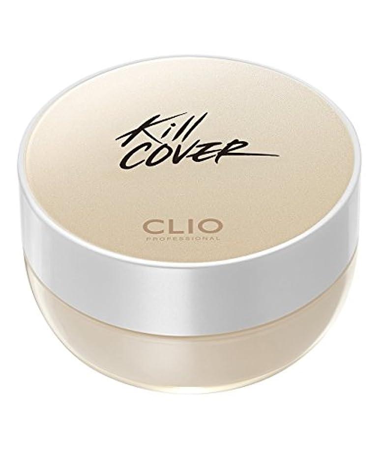 生む変成器盆[New] CLIO Kill Cover Stamping Foundation 17g (#3-BY:Linen)/クリオ キル カバー スタンピング ファンデーション 17g (#3-BY:Linen)