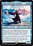 英語版 モダンホライゾン Modern Horizons MH1 最高工匠卿、ウルザ Urza, Lord High Artificer マジック・ザ・ギャザリング mtg