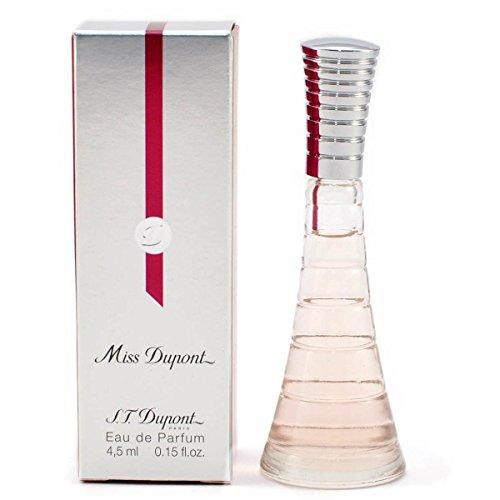 【エス テー デュポン】ミス デュポン ミニ香水 EDP・BT 4.5ml [並行輸入品]