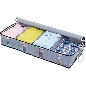 アストロ 活性炭ベッド下保存ケース 不織布製 ...の関連商品3