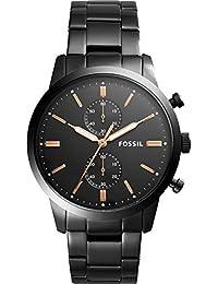 [フォッシル]FOSSIL 腕時計 44MM TOWNSMAN FS5379 メンズ 【正規輸入品】