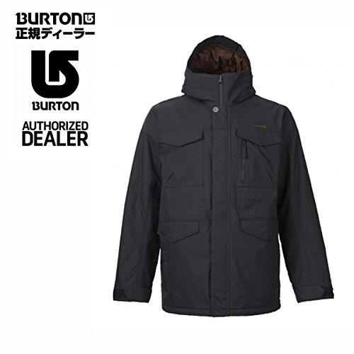 (バートン)BURTON 2016年モデル b09-16-029 ウェア MB COVERT JK TRUE BLACK /日本正規品 ジャケット S