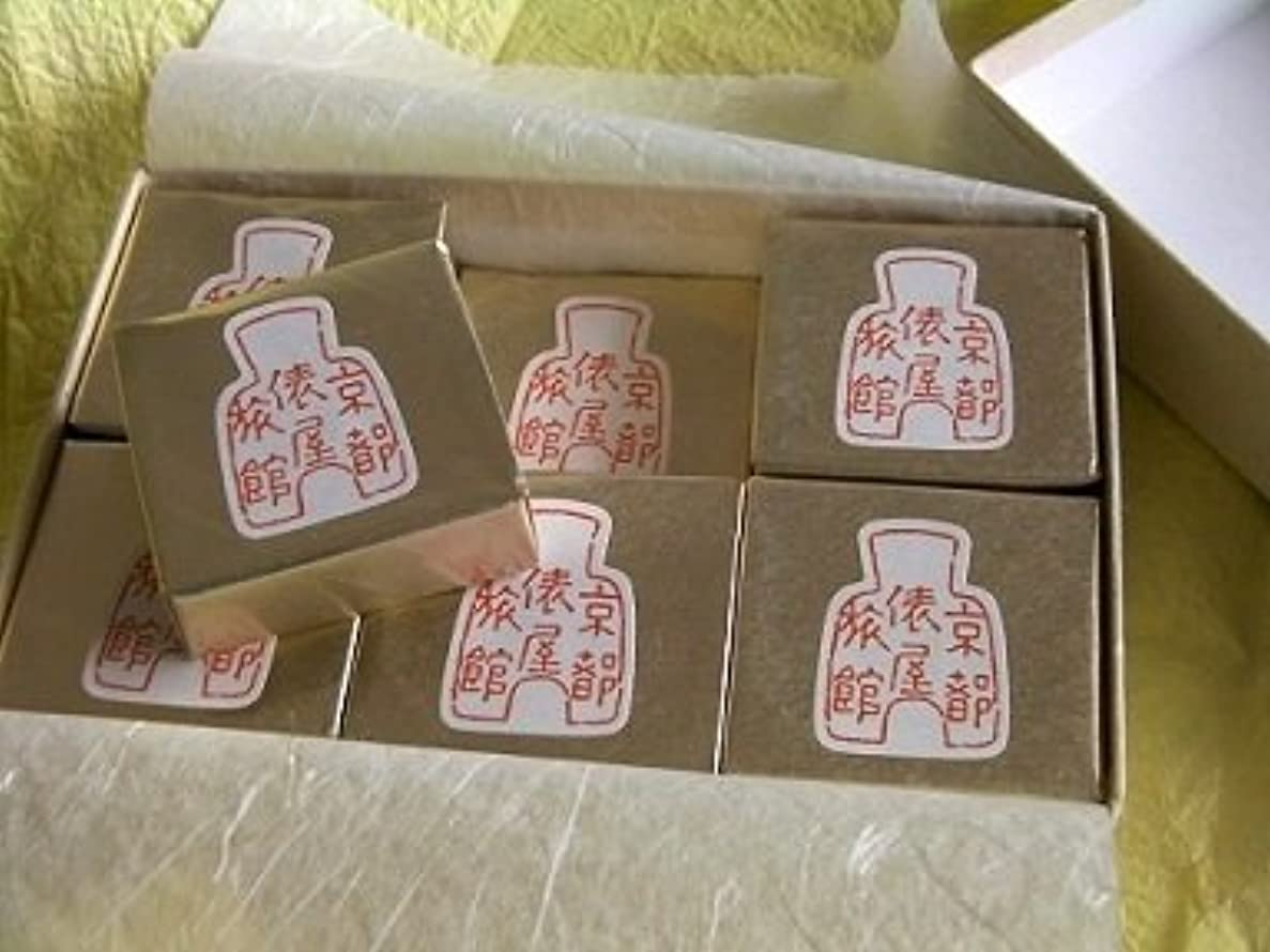 土器封筒一族俵屋旅館 俵屋の石鹸 12個入り 【ギフト包装&紙袋付き】 製造元:松山油脂 通販