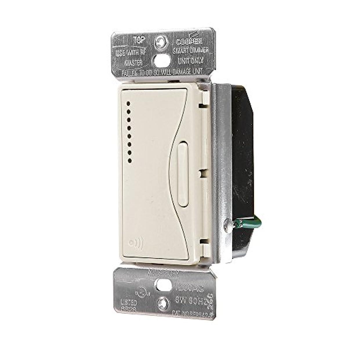 あいさつひねくれた見つけるクーパーAspire RFスマートディマー、Decorator ブラウン RF9542-ZDLA 1