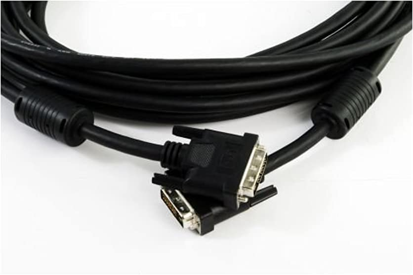 コモランマ人道的フリッパー合計信号®高品質6 Meter DVI - Dケーブル