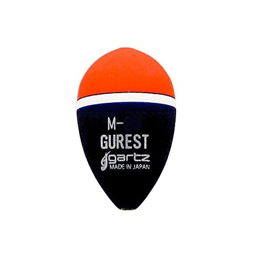 恨みまもなくアパートガルツ(gartz) GUREST テトラポッツバージョン M-3B (オレンジ)