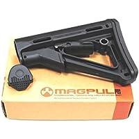 MAGPUL PTSタイプ M4用 CTRストック リアル刻印入り ブラック