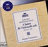 バッハ/無伴奏チェロのための6つの組曲 画像