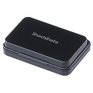 シヤチハタ スタンプ台 小形 黒