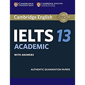 Cambridge IELTS 13 Academic Student's Book with Answers: Authentic Examination Papers (IELTS Practice Tests)