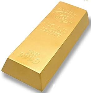 マシュロ GOLD 9999 ゴールドバー (ゴールド)