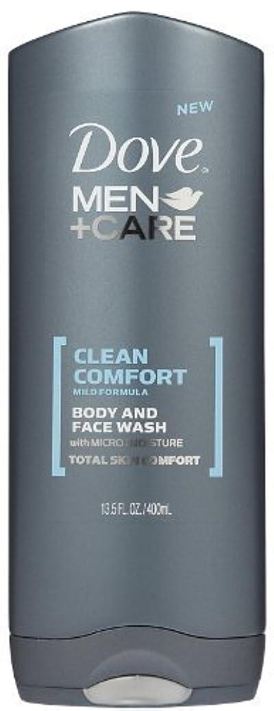 その結果手数料成り立つDove Men +Care Body and Face Wash - Ultra Rich Velvet - 13.5 oz by Dove [並行輸入品]
