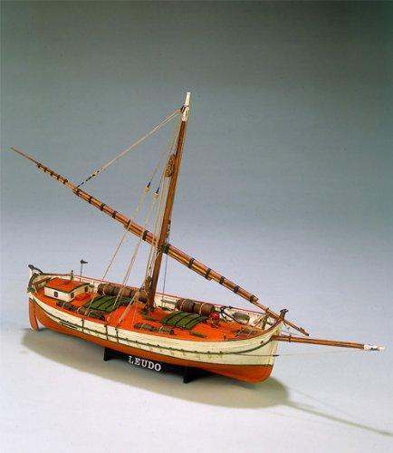 1158 輸入木製帆船模型 マモリ社 MV29 ラウド