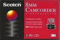 Scotch 8mmビデオカメラ120分