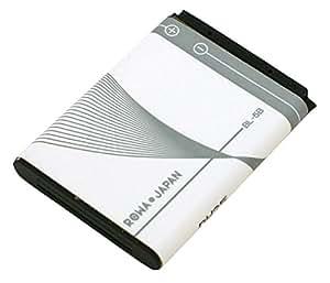 Docomo NM705i NM706i の NM02 NOKIA BL-5B 互換 バッテリー 【ロワジャパンPSEマーク付】