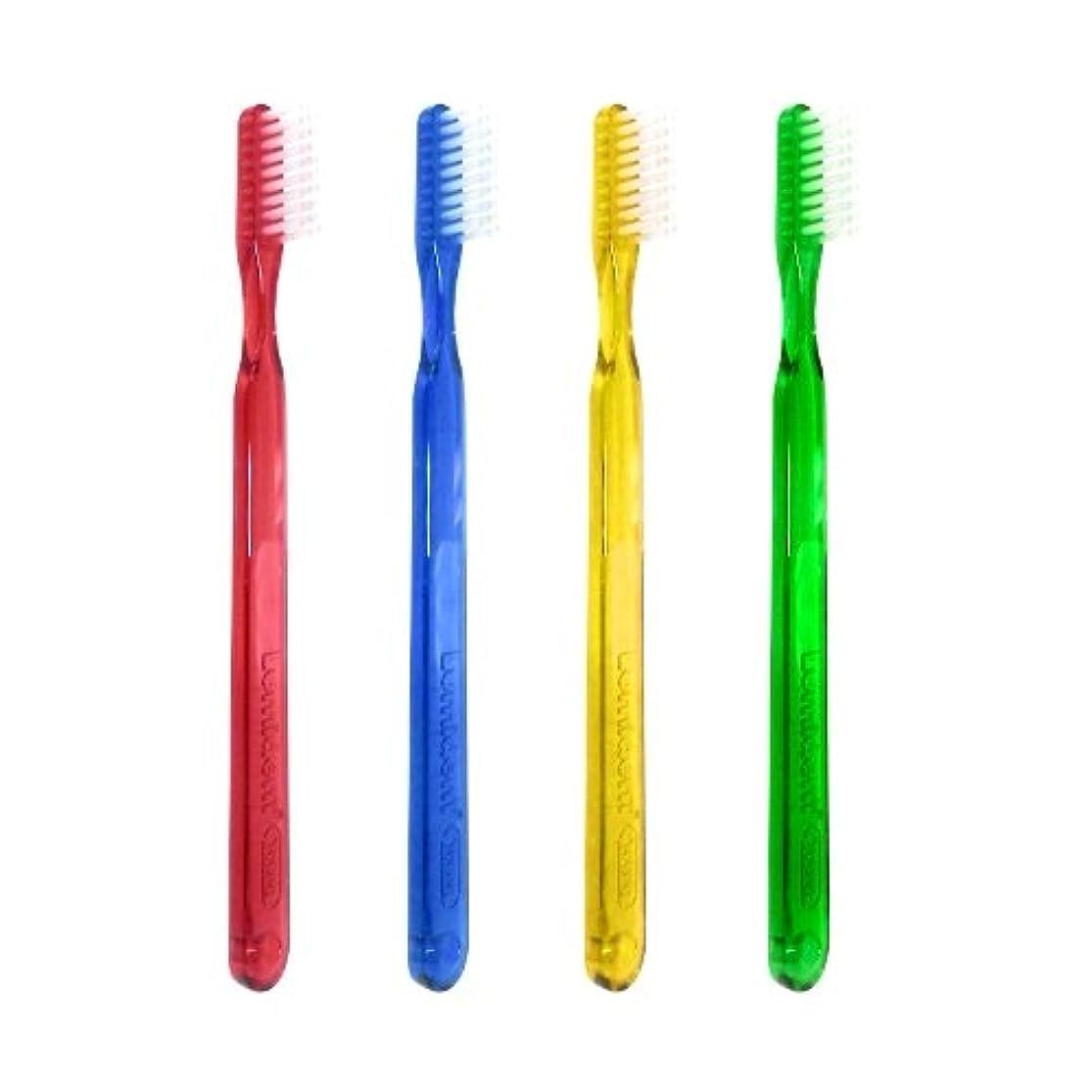 品揃え乱す空白ヘレウス ルミデント 歯ブラシ 1本 ヤング