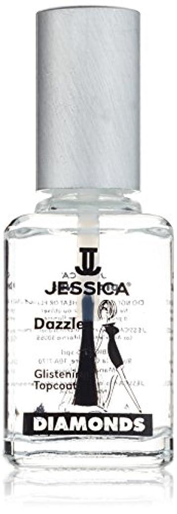 ために前部近所のJESSICA Diamonds Dazzle Glistening Top Coat 14.8 ml
