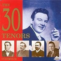 30 Tenors Sing Arias