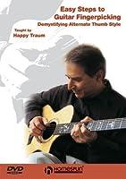 Easy Steps to Guitar Fingerpicking 1-3 [DVD] [Import]