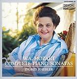 モーツァルト:ピアノ・ソナタ全集