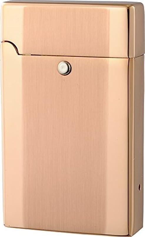 無しミシンゴミ充電式ライター ニューUSBアーク ツートンピンクゴールド