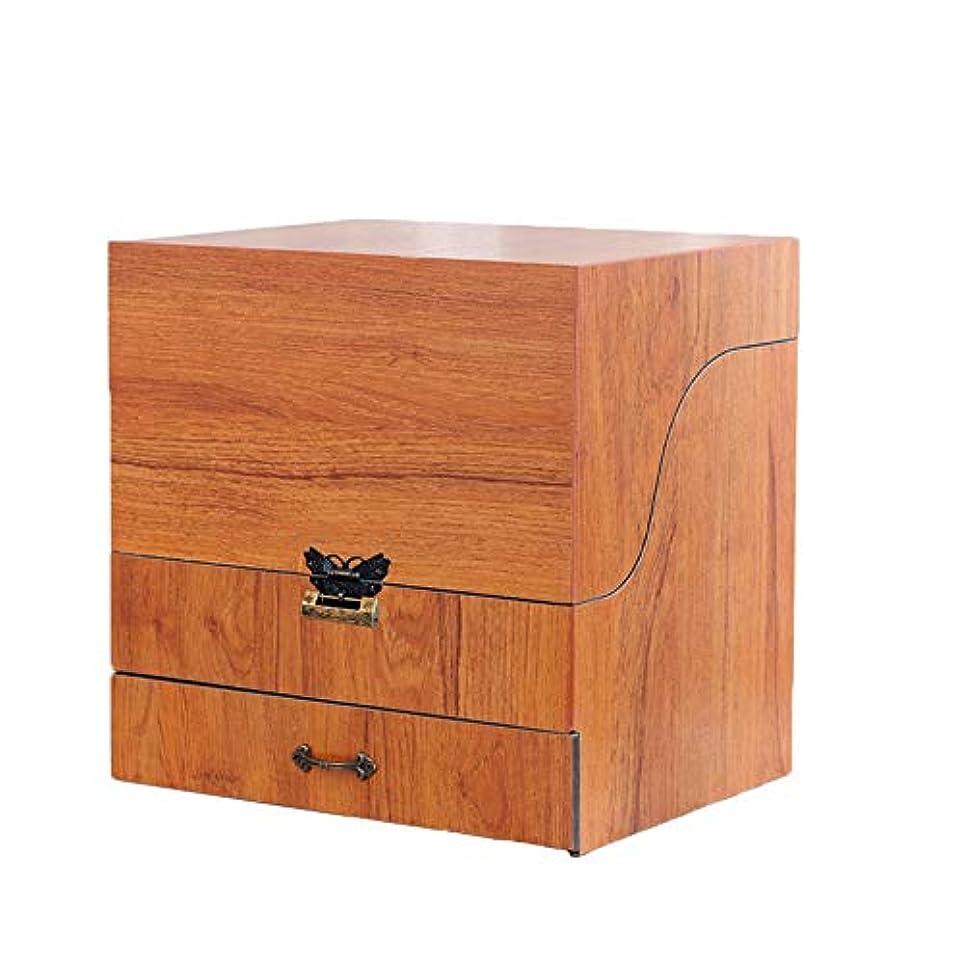 監督するボウル包括的メイクボックス コスメボックス ジュエリー収納ボックス 鏡付き 大容量 木製 化粧品収納 ジュエリー収納 小物入り おしゃれ 可愛い ホワイト コルク ピンク プレゼント