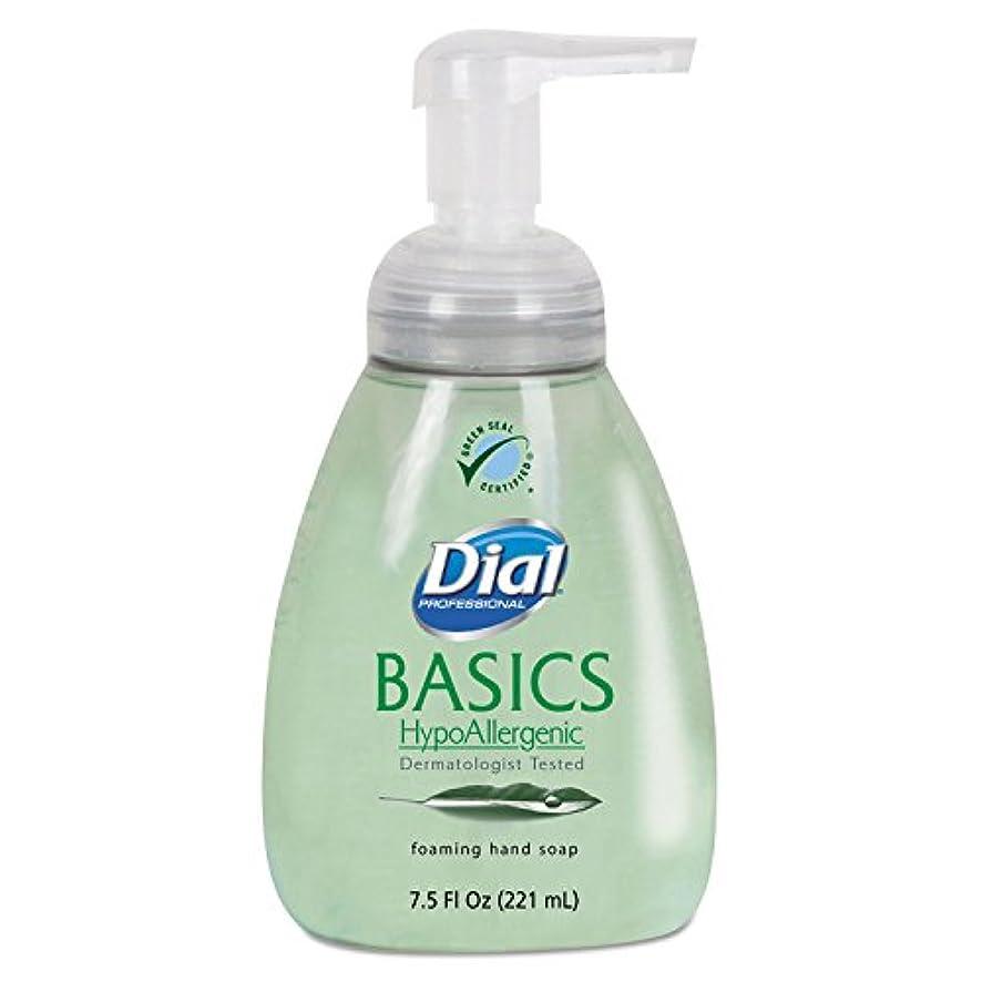 常に反発する幸運Basics Foaming Hand Soap, 7.5 oz, Honeysuckle (並行輸入品)