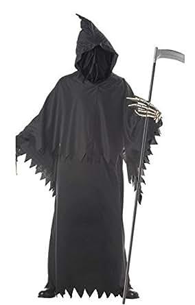 monoii 死神 コスプレ 衣装 ゴースト ハロウィン コスチューム ローブ 506