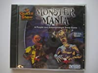 MONSTER MANIA : A PEOPLE AND ENTERTAINMENT TRIVIA GAME (CD-ROM) (輸入版)