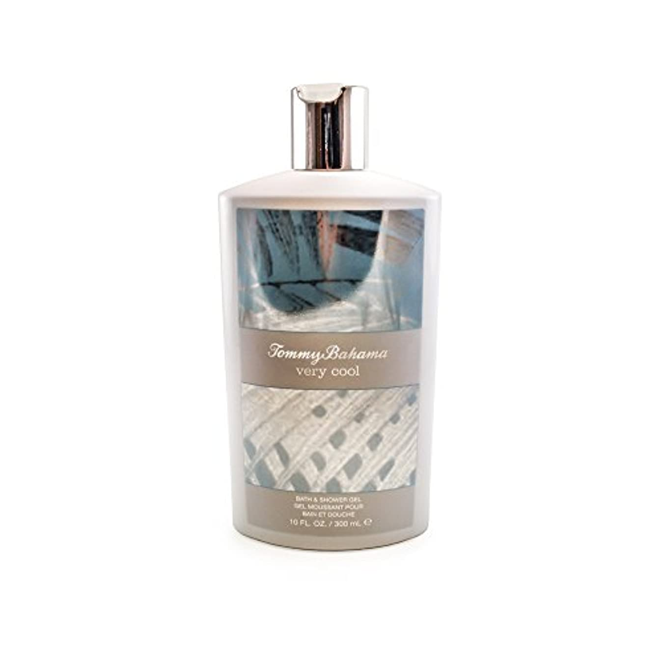 吐く罪息子Tommy Bahama Very Cool by Tommy Bahama Shower Gel 10 oz / 300 ml (Women)