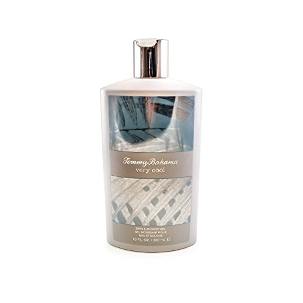 文明化五失われたTommy Bahama Very Cool by Tommy Bahama Shower Gel 10 oz / 300 ml (Women)