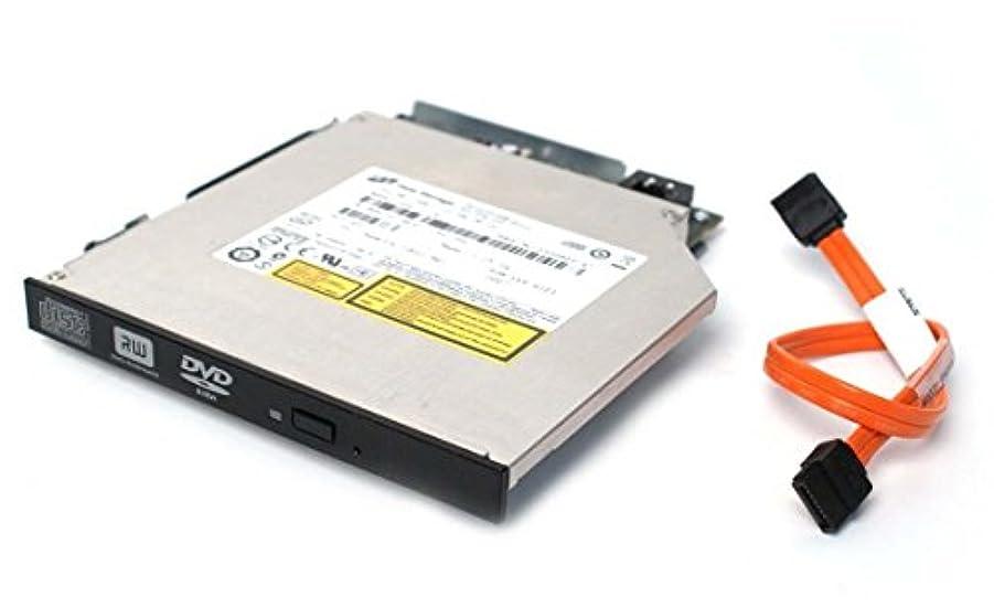 著名なビデオ仕事CD DVD書き込みライターRomプレーヤードライブwith SATAケーブルfor Dell Optiplex 745スモールフォームファクタSFFコンピュータ