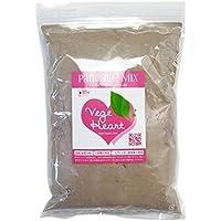 VegeHeart(ベジハート) 米粉のパンケーキミックス 有機三年番茶 500g