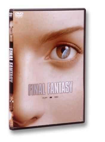 FINAL FANTASY ― ファイナルファンタジー ― (スタンダード・エディション) [DVD]の詳細を見る