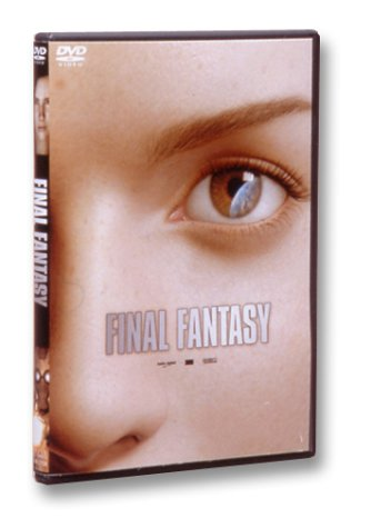 FINAL FANTASY ― ファイナルファンタジー ― (スタンダード・エディション) [DVD]