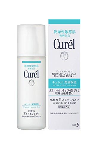 キュレル 化粧水 III (とてもしっとり) 150ml...