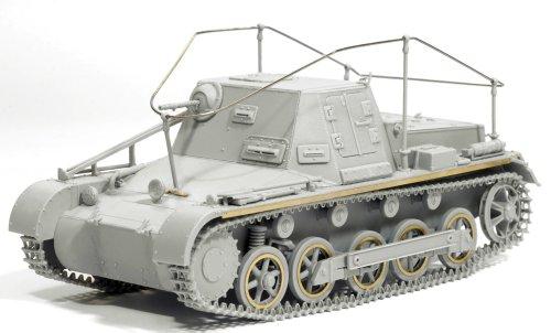 1/35 Sd.Kfz.265 I号小型指揮戦車 極初期型 2in1(スマートキット)