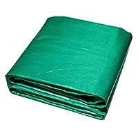 屋外用レインクロス\防水日焼け止めキャンバス\ 3つのポリ塩化ビニルコーティング布\レインプルーフ防水シート0.33mm -180g /m² FENGMIMG (色 : 緑, サイズ さいず : 5x 6m)