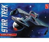 AMT 1:537 Scale Star Trek Klingon K'Tinga Model by AMT [並行輸入品]