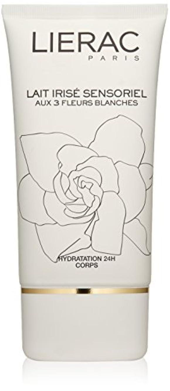 つばヘビラショナルLIERAC Lait Sensoriel aux 3 Fleurs (150 ml)