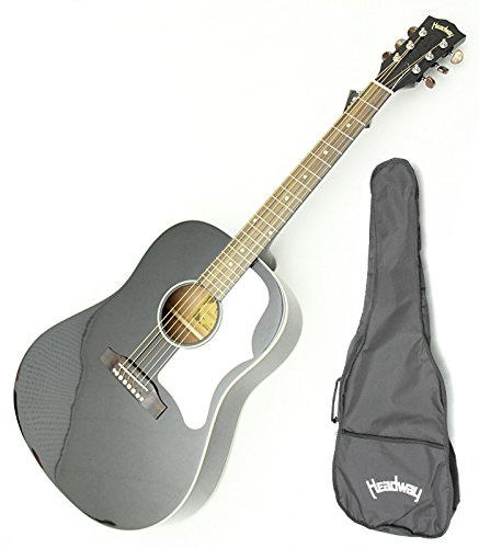 HEADWAY HJ-35 BLK アコースティックギター