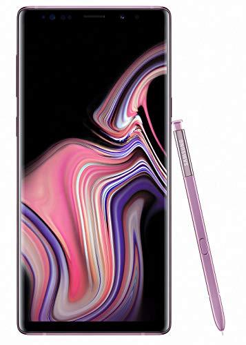 Samsung Galaxy Note 9 (N960FD) 6GB / 128GB 6.4インチLTEデュアルSIM SIMフリー [並行輸入品] (ラベンダーパープル)