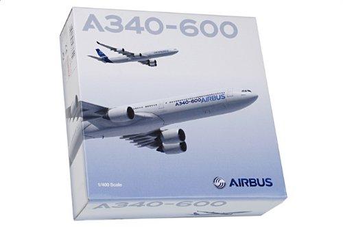 1:400 ドラゴンモデルズ 56364 エアバス A340-600 ダイキャスト モデル エアバス インダストリ F-WWDD 2011 コーポレイト Mod【並行輸入品】