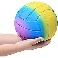 Makeupstore スクイーズ玩具 ストレス解消 ゆっくり回復 ジャンボ 超巨大 ソフト バレーボール ゆっくり回復 ストレス解消 おもちゃ Free Size 2018-TOYS344