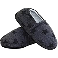 LULEX Unisex-Child Supportive House Shoes for Little Kid