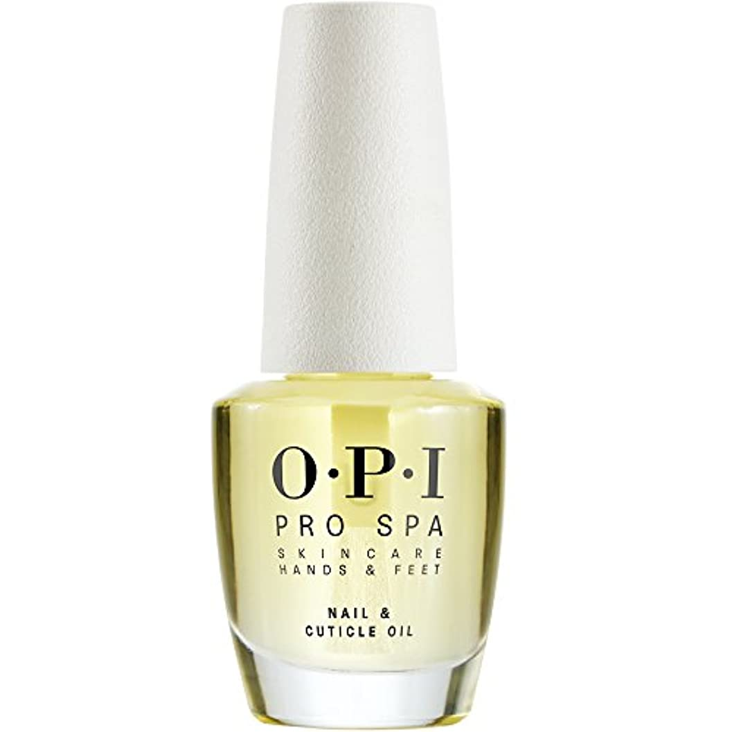 電報株式絶壁OPI(オーピーアイ) プロスパ ネイル&キューティクルオイル 14.8ml