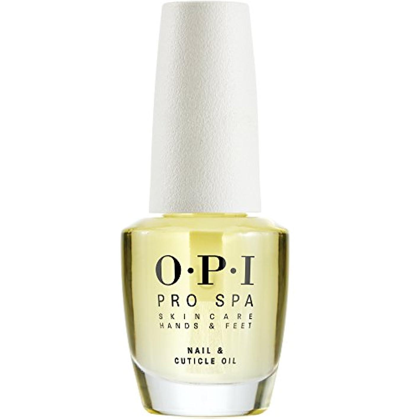 不信全滅させる配列OPI(オーピーアイ) プロスパ ネイル&キューティクルオイル 14.8ml