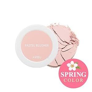 A'PIEU Pastel Blusher #PK07 [アピュ/オピュ]パステル ブラッシャー #PK07 [並行輸入品]
